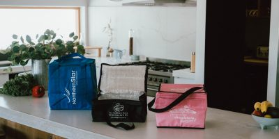 Square Cooler Bags